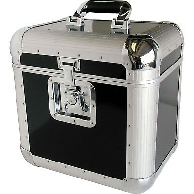 LP Record Vinyl Carrying Holder Storage Tote Case Eurolite LP-70 Black New