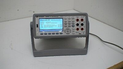 AGILENT 34465A Digital Multimeter, 6½ Digit, Performance Truevolt DMM