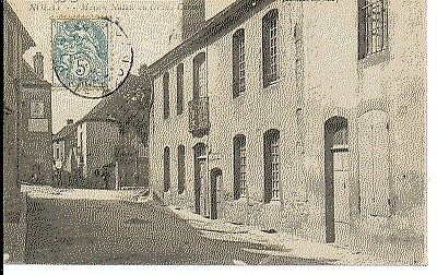 (S-69489) FRANCE - 21 - NOLAY CPA      BOULICAULT ed.
