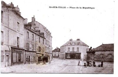 (S-103455) France - 21 - Is Sur Tille Cpa