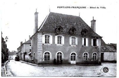 (S-104269) France - 21 - Fontaine Francaise Cpa