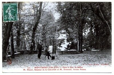 (S-106452) France - 21 - Montbard Cpa