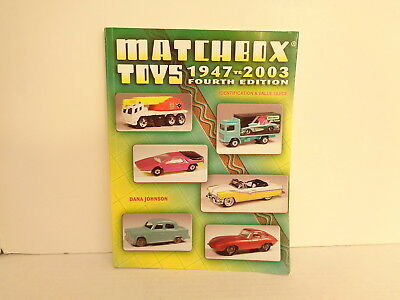2004 Collector Books Matchbox Toys 1974-2003 Identification Price Guide Book