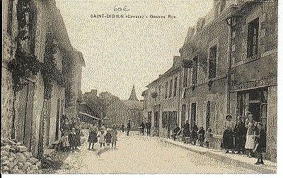 (S-22968) France - 23 - St Didier Cpa