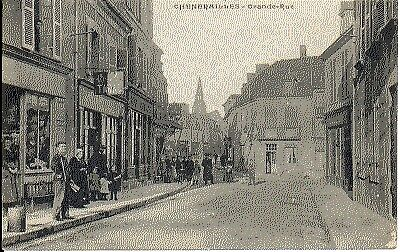 (S-47772) France - 23 - Chenerailles Cpa