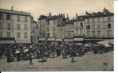 (S-36667) FRANCE - 24 - PERIGUEUX CPA MARCHE     N.D. ed.