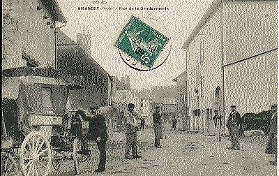 (S-59349) France - 25 - Amancey Cpa
