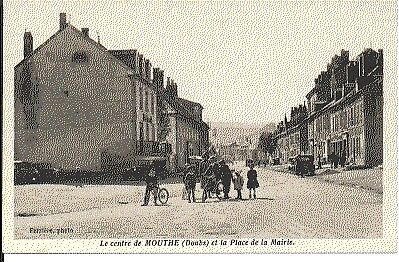 (S-74980) France - 25 - Mouthe Cpa