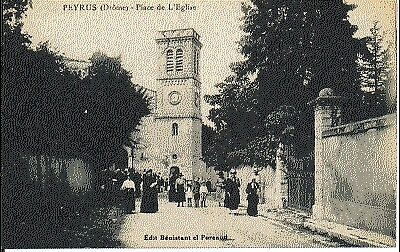 (S-44255) FRANCE - 26 - PEYRUS CPA      BENISTANT  ed.