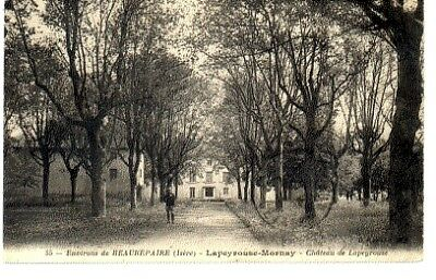 (S-91755) France - 26 - Lapeyrouse Mornay Cpa