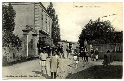 (S-106849) France - 26 - Besayes Cpa