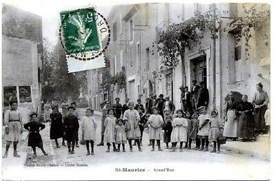 (S-113722) France - 26 - St Maurice Sur Eygues Cpa