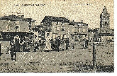 (S-80482) France - 26 - Anneyron Cpa