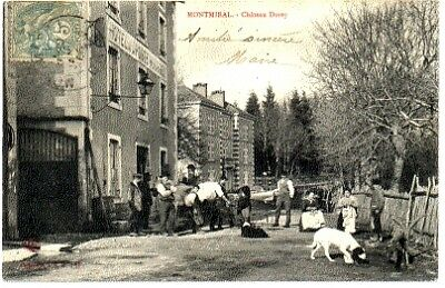 (S-82781) France - 26 - Montmiral Cpa