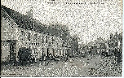 (S-29194) FRANCE - 27 - BRETEUIL CPA      CHESNOT D.  ed.