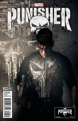 Punisher 218 Tv Variant Netflix Nm Sold Out