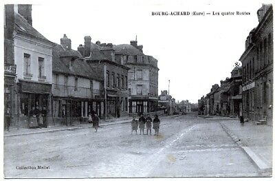 (S-102787) France - 27 - Bourg Achard Cpa