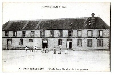 (S-102823) France - 27 - Orgeville Cpa
