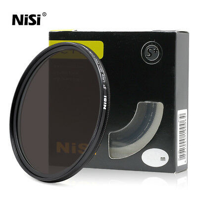 NiSi 77mm Ultra Slim C-PL Circular Polarizer Polarizing CPL Glass Lens Filter