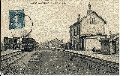 (S-29952) France - 28 - Aunay Sous Crecy Cpa