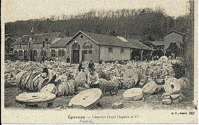 (S-30068) FRANCE - 28 - EPERNON CPA      B.F. PARIS  ed.