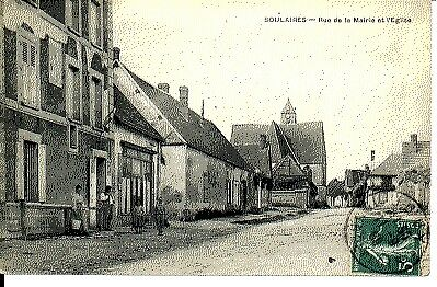 (S-63894) France - 28 - Soulaires Cpa