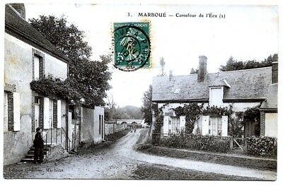 (S-101616) France - 28 - Marboue Cpa
