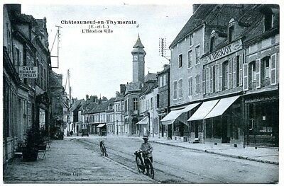 (S-102972) France - 28 - Chateauneuf En Thymerais Cpa