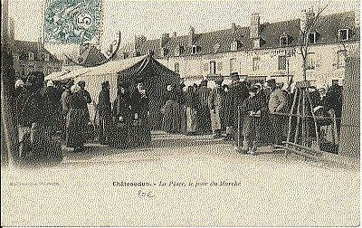 (S-30069) FRANCE - 28 - CHATEAUDUN CPA      LAUSSEDAT  ed.