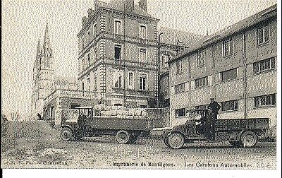 (S-57672) France - 28 - Chateaudun Cpa
