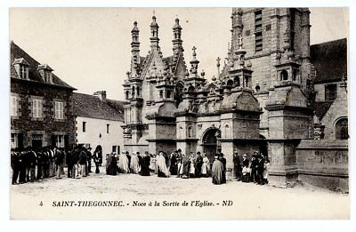 (S-41932) FRANCE - 29 - ST THEGONNEC CPA      N.D. ed.