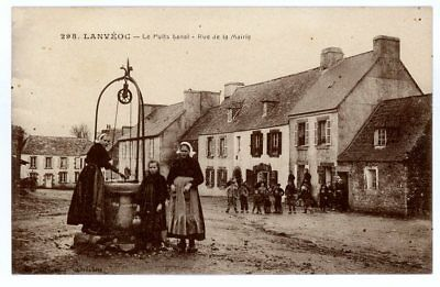 (S-47793) France - 29 - Lanveoc Cpa