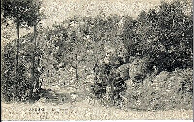 (S-33914) FRANCE - 30 - ANDUZE CPA      PUGET G.  ed.