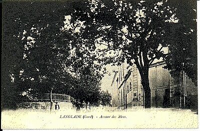 (S-73952) France - 30 - Langlade Cpa