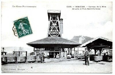(S-104411) FRANCE - 30 - BESSEGES CPA      COUTAREL  ed.