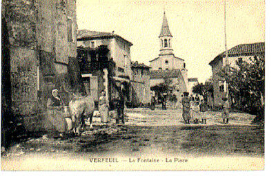 (S-85570) France - 30 - Verfeuil Cpa