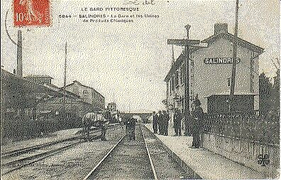 (S-68919) France - 30 - Salindres Cpa