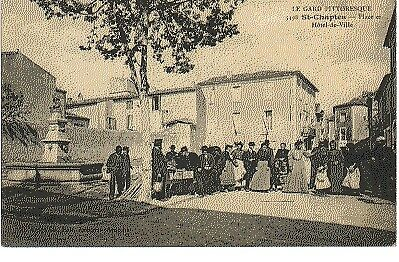 (S-81410) France - 30 - St Chaptes Cpa