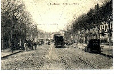 (S-96816) France - 31 - Toulouse Cpa