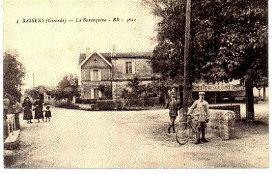 (S-85133) France - 33 - Bassens Cpa