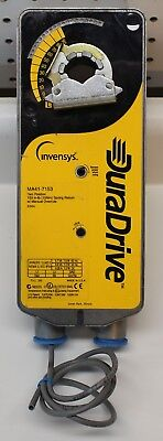 Duradrive Schneider Invensys Ma41-7153 Two Position Actuator 24Vac/Dc