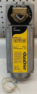 Duradrive Schneider Invensys  Ma40-7173 Two Position Actuator 24Vac