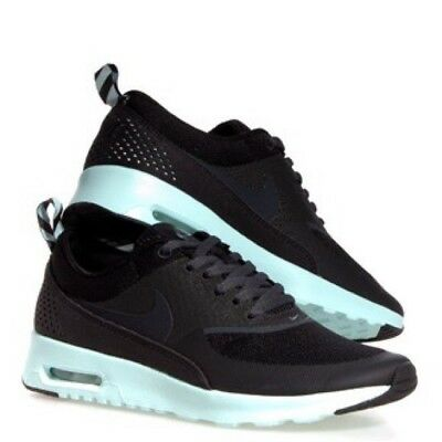 NIKE AIR MAX Thea Premium Women's Sneaker Trainer Black