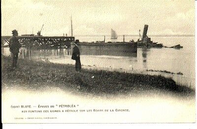 (S-37048) FRANCE - 33 - BLAYE CPA      GUILLIER H. ed.