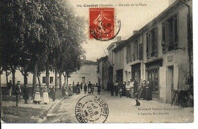 (S-37933) FRANCE - 33 - CAUDROT CPA      LARIVIERE J.  ed.