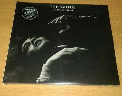 The Smiths - The Queen is Dead - Deluxe Edition 2 CD Album NEW & SEALED