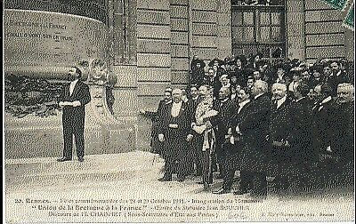 (S-38400) FRANCE - 35 - RENNES CPA      MARY-ROUSSELIERE E. ed.