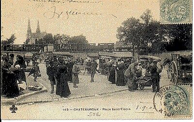 (S-24745) FRANCE - 36 - CHATEAUROUX CPA      C.C.C.C.  ed.