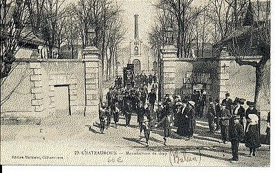 (S-24751) FRANCE - 36 - CHATEAUROUX CPA      MARMOUR  ed.