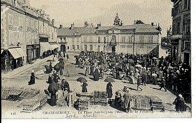 (S-24761) FRANCE - 36 - CHATEAUROUX CPA      N.D.  ed.